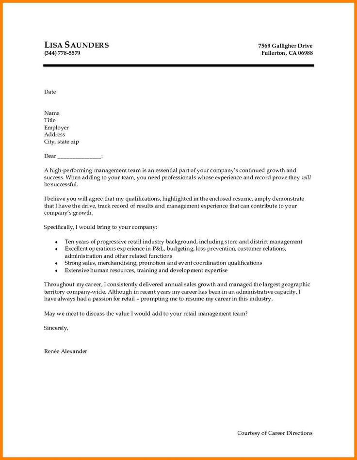 23+ Free Cover Letter Creator Cover letter for resume