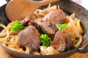 Liver and Onions, Beef Liver, How to cook liver, Nutritious Liver