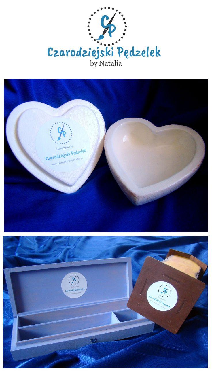 Naklejki na produkty #handmade z twoim logo!