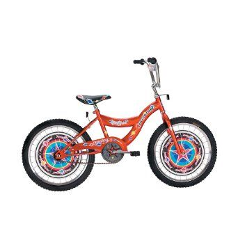 Amazon.com: Micargi Dragon Cruiser Bike, Red, 20-Inch: Sports & Outdoors