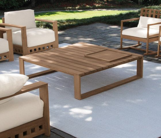 Openair by Meridiani | Dining table | Lounge bed | Sofa | ..