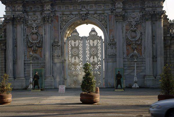 Türkiye: İstanbul: Dolmabahçe Sarayı