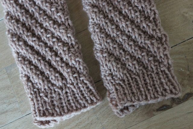 Jeg har strikket et par hurtige benvarmere til Selma. Der er ikke noget vildt nytænkende i det, men jeg har alligevel noteret hvad jeg har gjort: Garn: Lima uld fra hjertegarn Pind: 5 Forbrug: ca. ...