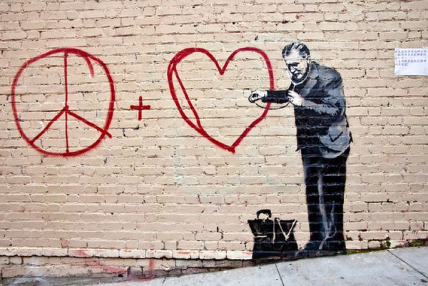 Street Art Collection - Banksy 68