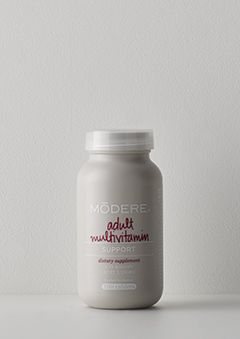 AdultMultivitamin | Provides 23 essential vitamins and minerals to supplement your daily nutritional needs.