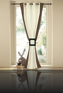 les 25 meilleures id es concernant embrasses de rideaux sur pinterest rideaux faits maison. Black Bedroom Furniture Sets. Home Design Ideas
