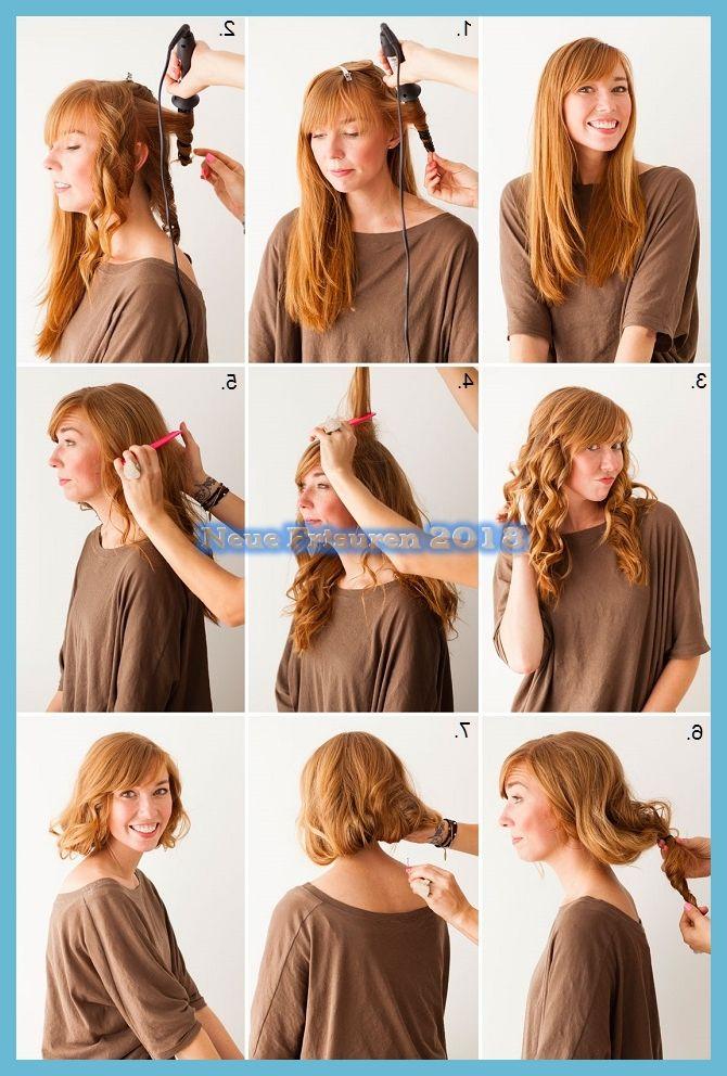 Gefälschte Kurze Haare Für Lange Haare Fake Bob Gefälschte Kurze