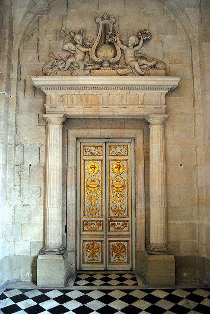 145 best images about chateau de versailles on pinterest - Cabinet mansart versailles ...