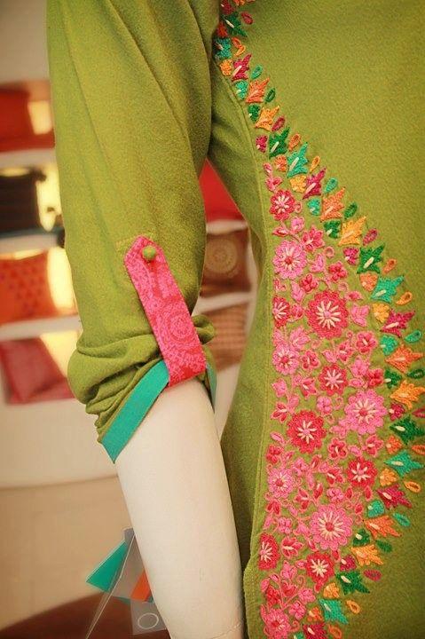 FF Kurtis Summer 2013 New Dresses Collection   (6)