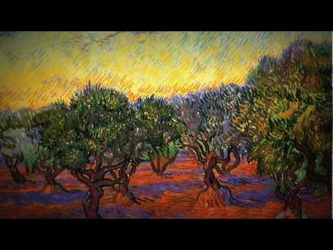 "Van Gogh - Something Different . . . Paintings of Vincent van Gogh set to music. Eric Satie ""Gymnopedies: No.1 Lent Et Douloureux"" HD"