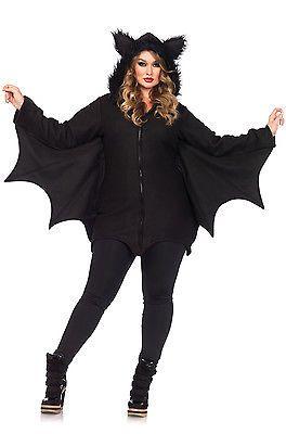 Cozy-Bat-Animal-Plus-Size-Costume                                                                                                                                                     More