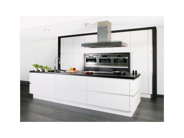 Keukens Tanghe Design : Cuisine, Interieur and Plan de travail on ...