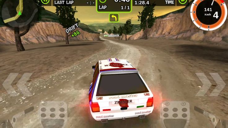 Rally Racer Dirt e6 - Android GamePlay HD