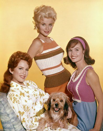 Linda Henning, Gunilla Hutton, and Lori Saunders in Petticoat Junction (1963)
