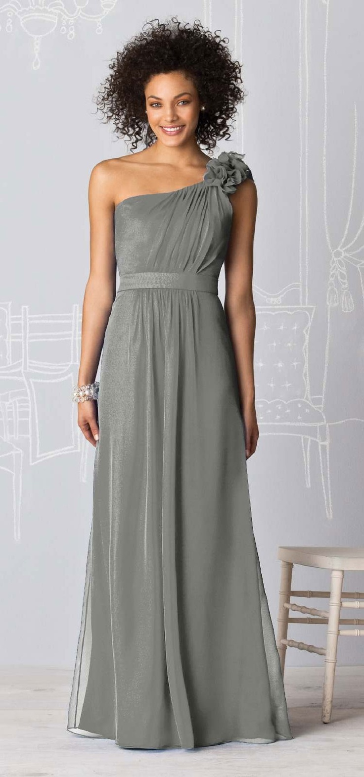 8 best bridesmaid big girls images on pinterest gray bridesmaids ombrellifo Gallery