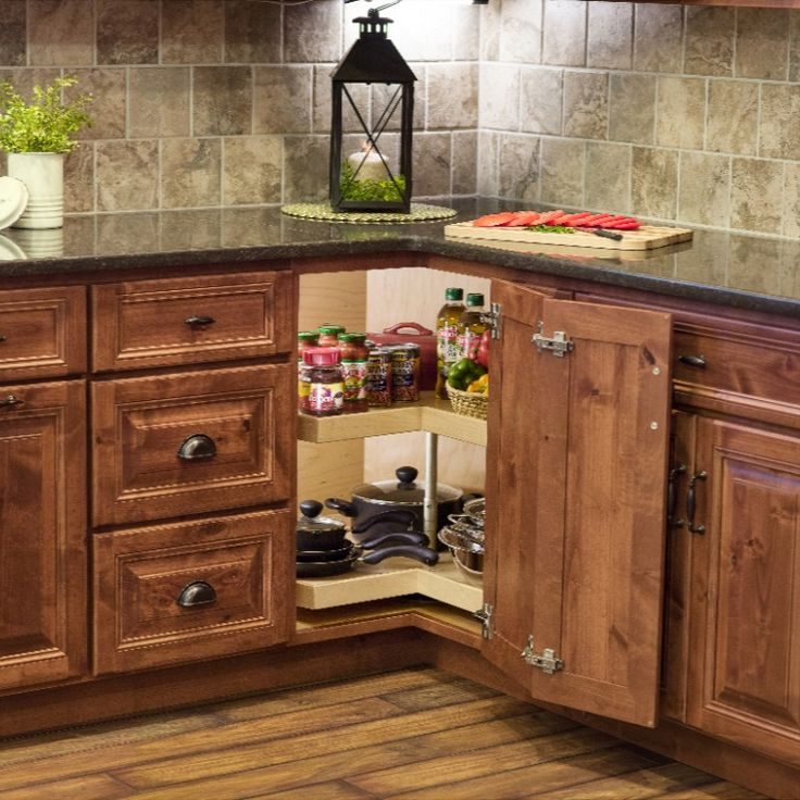 these americanmade lazy susans from century components are a great way to optimize your corner on kitchen organization lazy susan id=57514