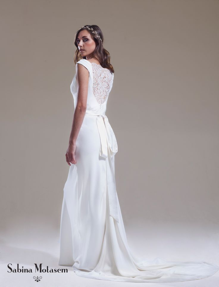 Slinky wedding dresses uk brides
