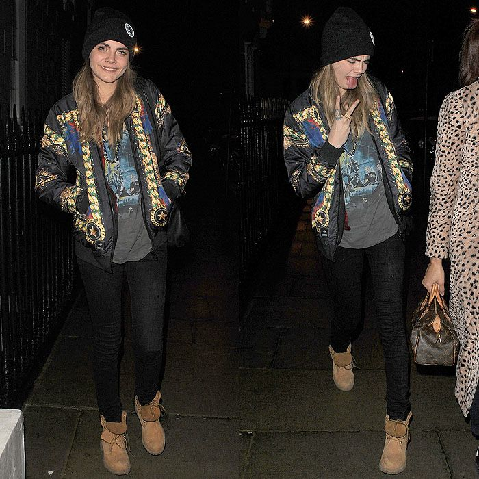 How to Wear Timberland Boots: 12 Celebrity Style Tips ...