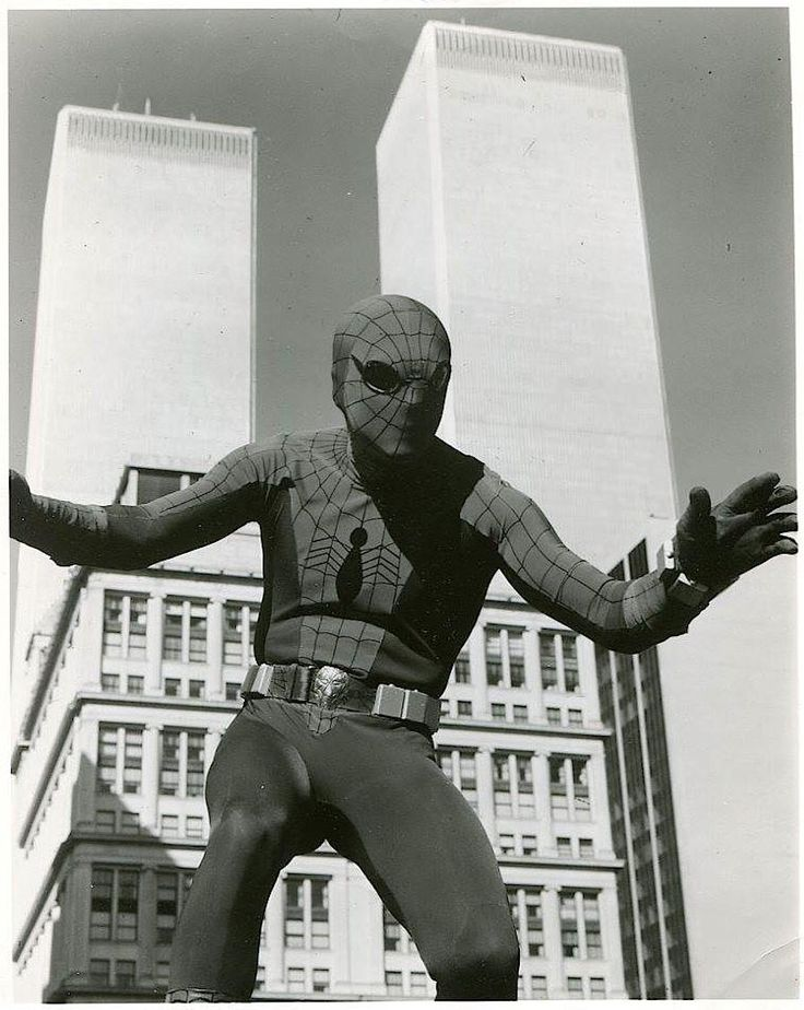 The Amazing Spider-Man Live-Action TV Show (1977-1979) starring Nicholas Hammond