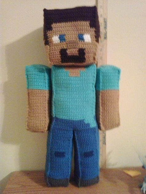 """Steve is one of the most well known characters from the popular Minecraft game that was originally created by Markus """"Notch"""" Persson and ..."""