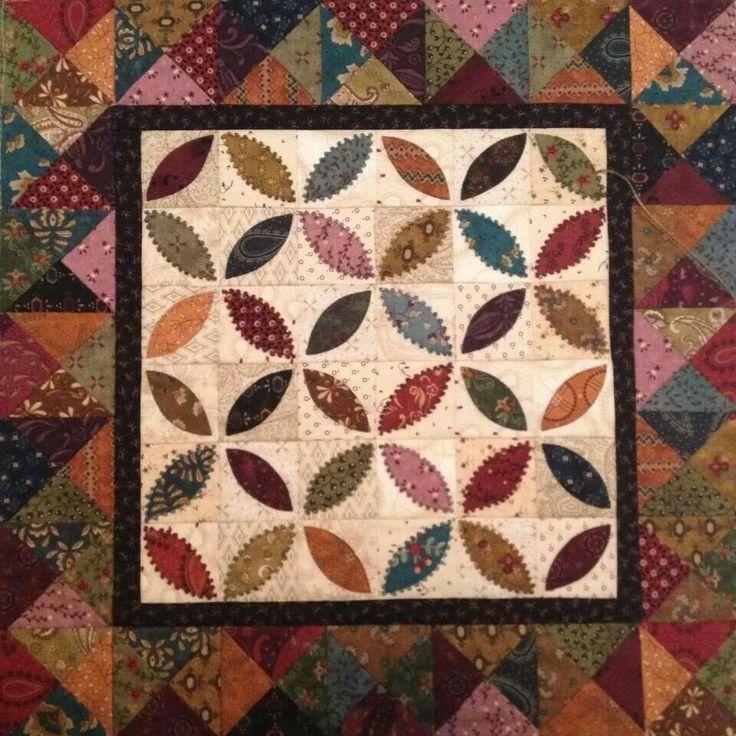 Kim Diehl small quilt