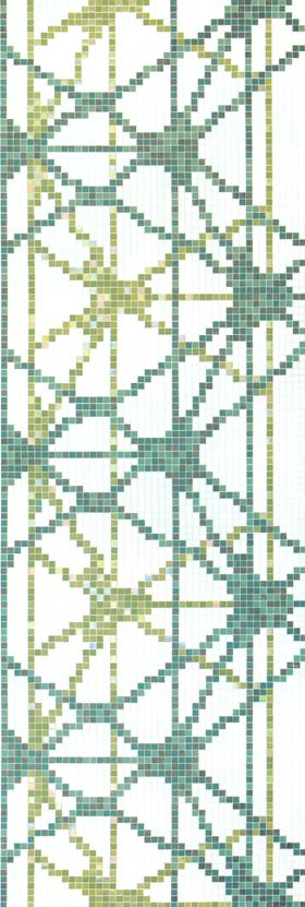 Glass Mosaic - Glass Mosaic Decorations - Bisazza - 66576 academy tiles