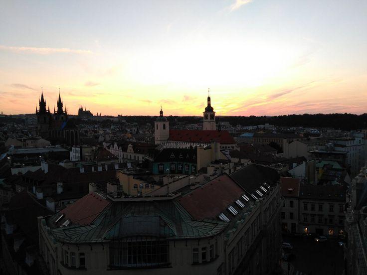 (30) Prague – hledání na Twitteru