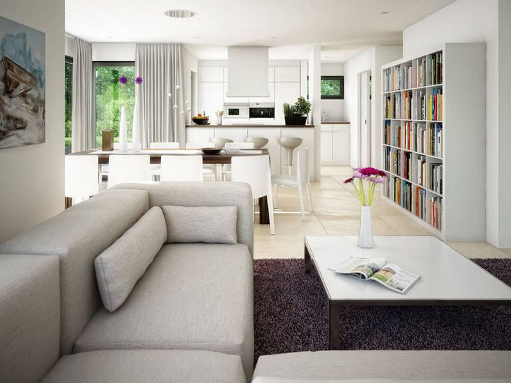Musterhaus inneneinrichtung wohnzimmer  26 besten Wohnbereich Bilder auf Pinterest | Traumhaus, Gestalten ...