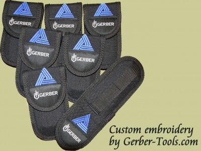 Laser Engraving and Embroidery Services at Gerber-Tools.com