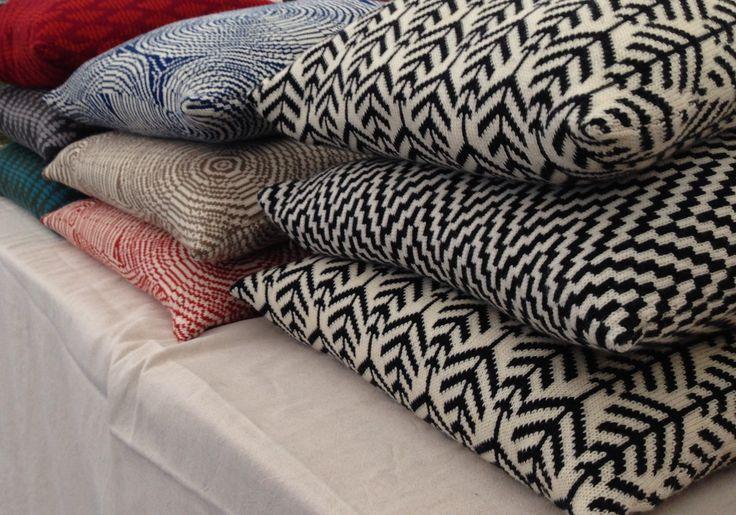 Pillows in Fönn design