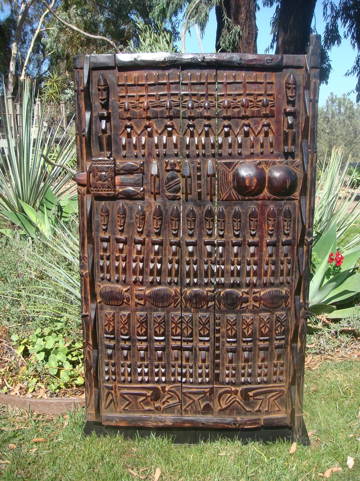 29 best dogon images on pinterest africa africa art and for Wood doors south africa