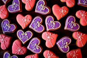 画像 : 【バレンタインにも】♡ハート型アイシングクッキーのデザイン画像まとめ♡ - NAVER まとめ