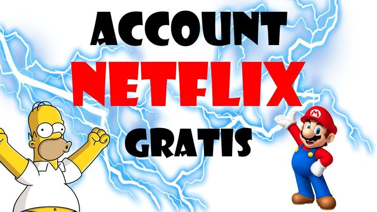[2017]Come avere ACCOUNT NETFLIX GRATIS [BIN DIRETTO] How to get for free