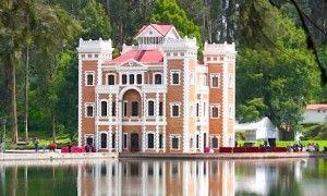 Ex Hacienda de Chautla, Puebla