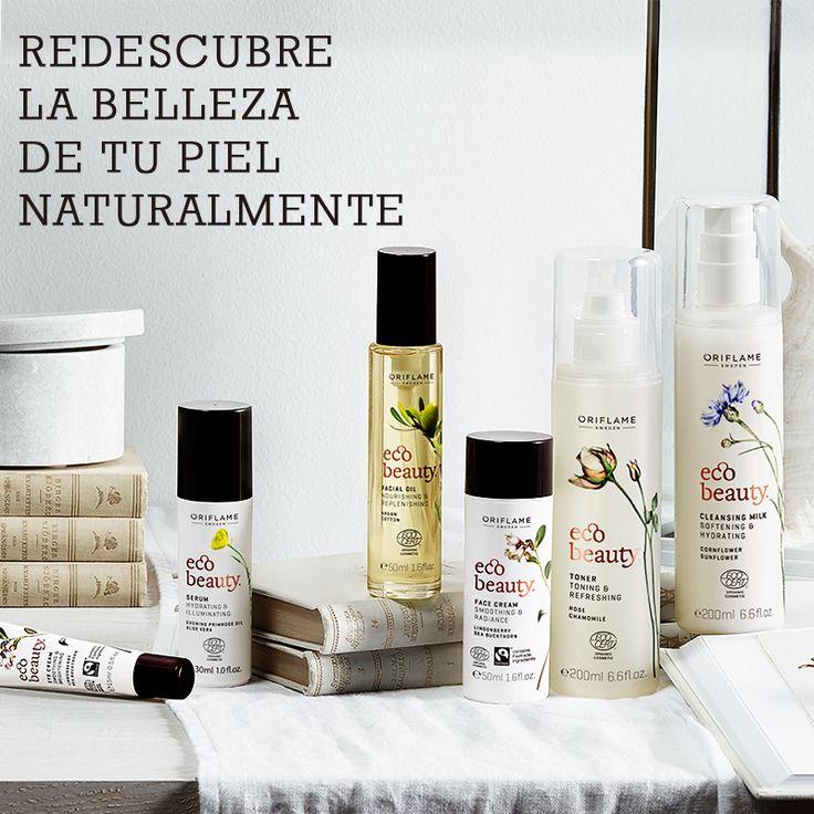 #EcoBeauty, la nueva multivitamina para tu piel que se encargará de hacerla lucir radiante, hermosa y saludable