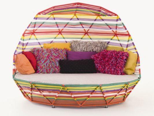 Moroso Tropicalia Day Bed TR0060