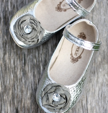 baby shoes - baby glam.