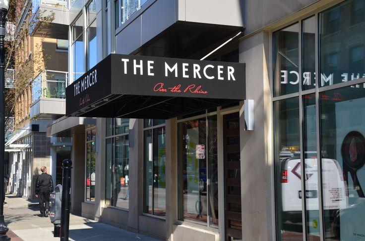 Modern look for The Mercer in Downtown Cincinnati