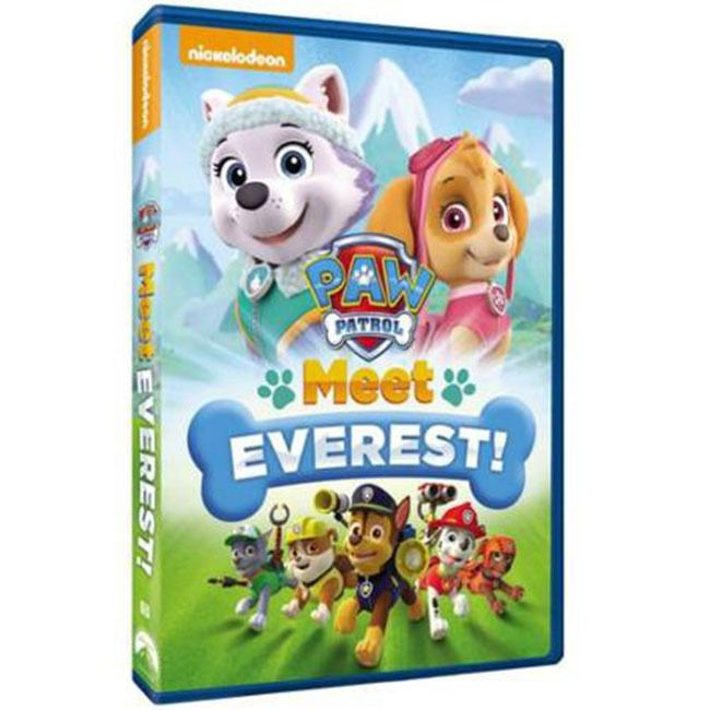 (NEW) Nickelodeon Paw Patrol: Meet Everest! ( Format: DVD )