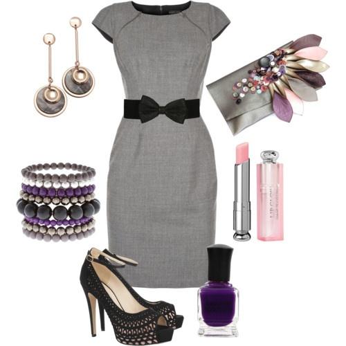 Sexy business attire! ;)