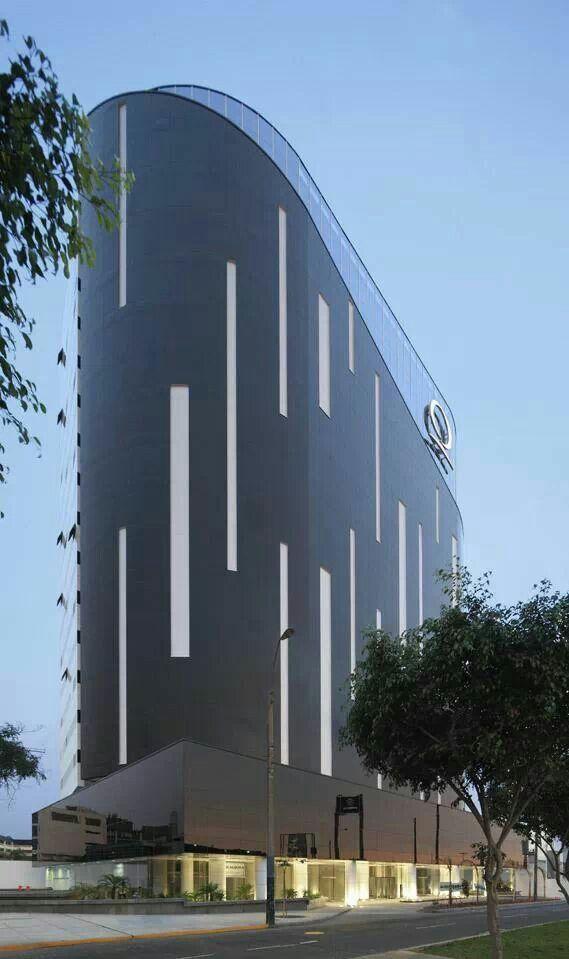 Commercial building elevation facades pinterest for Commercial building elevation photos