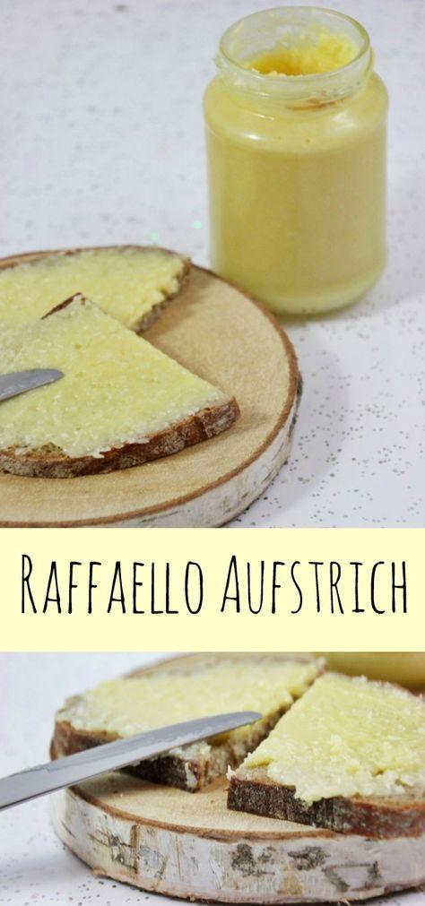 Leckerer süßer Brotaufstrich mit Milchmädchen und Kokos   Raffaello Aufstrich   Selbst gemachtes Rezept für Aufstrich im Glas http://www.the-inspiring-life.com/2017/01/milchmaedchen-aufstrich.html