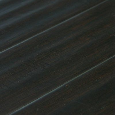 """Islander Flooring 4"""" Engineered Bamboo  Flooring in Ebony"""