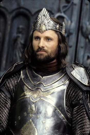 Aragorn, Lord of the Rings