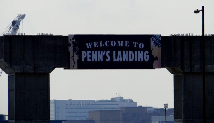 Philadelphie Road Trip Voyage   Philly Penn's Landing