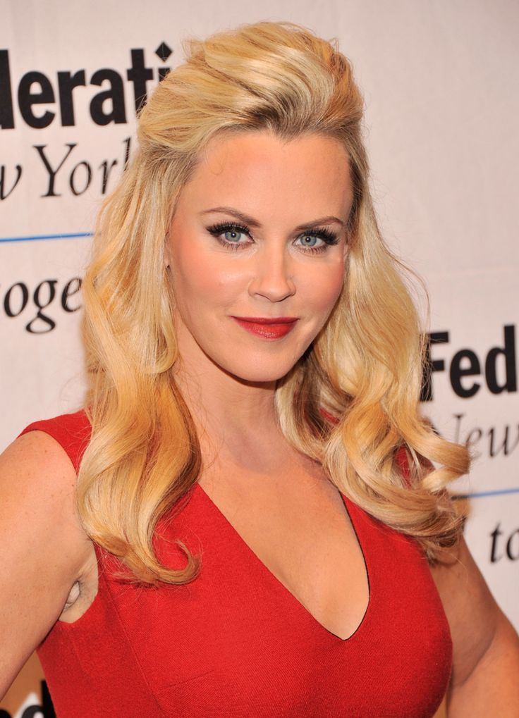 27 best jenny mccarthy gallery images on pinterest hairstyle jenny mccarthy red lipstick jenny mccarthys bold red lips complemented her equally bright and bold dress pmusecretfo Images