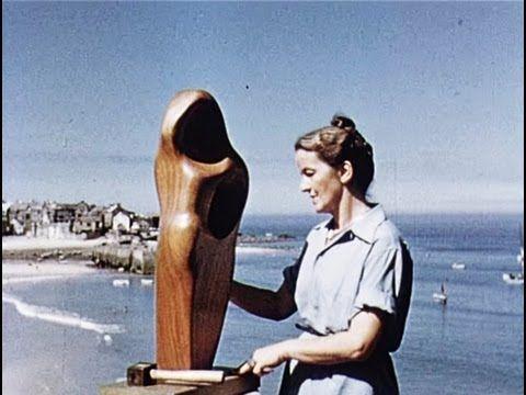 Barbara Hepworth - St Ives