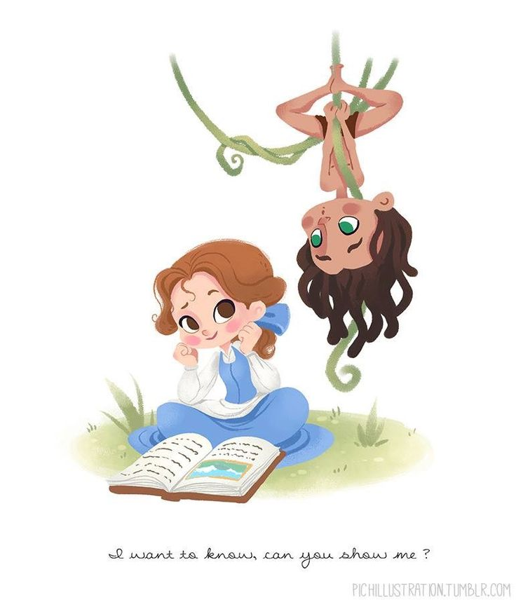 Tarzan and Jane~  Awh!