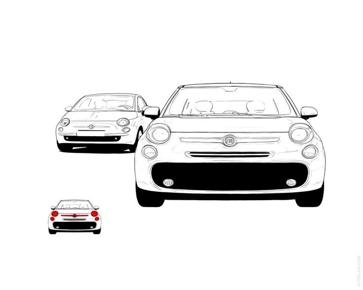2014 Fiat 500l Us Version Fiat Pinterest