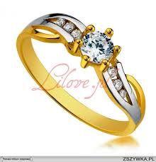 Znalezione obrazy dla zapytania pierścionki zaręczynowe